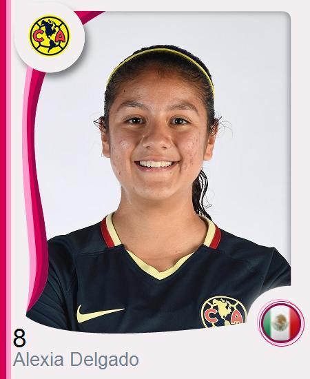 Alexia Fernanda Delgado Alvarado