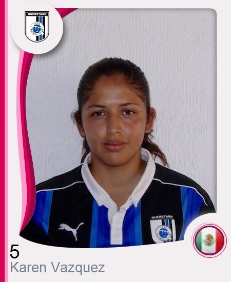 Karen Melina Vazquez Alvarez