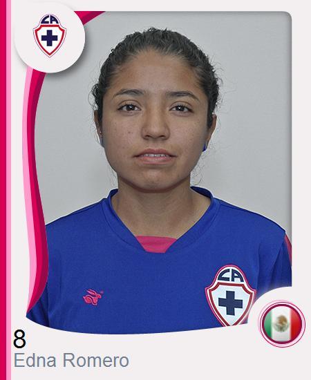 Edna Daniela Romero Vásquez