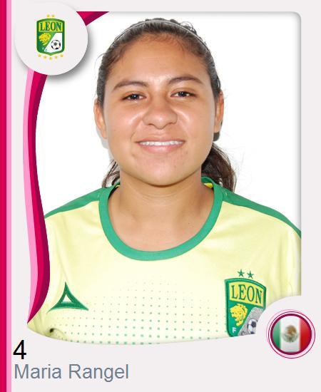 María Del Pilar Rangel Centeno