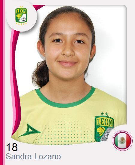 Sandra Daniela Lozano López