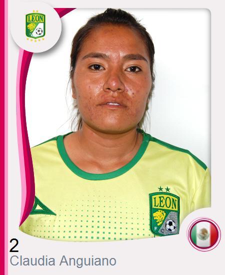 Claudia Gabriela Anguiano Flores