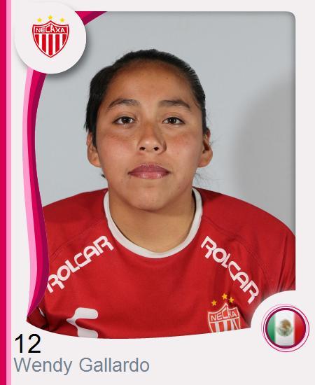 Wendy Jazmín Gallardo Hernández