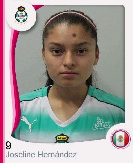 Joseline Andrea Hernández Hurtado