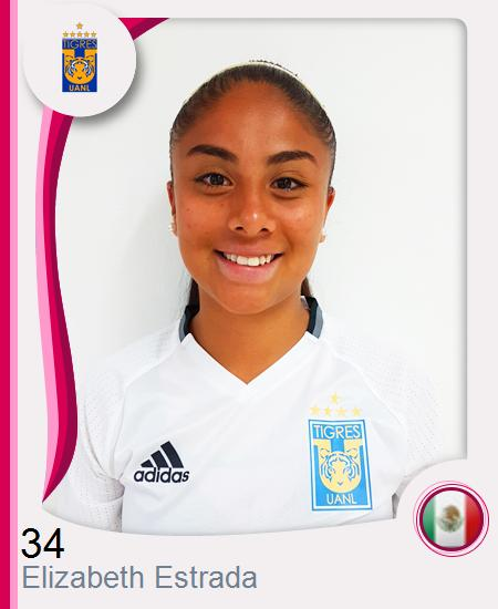 Elizabeth Alejandra Estrada Castillo