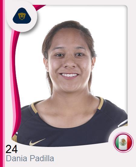 Dania Belen Padilla Alemán