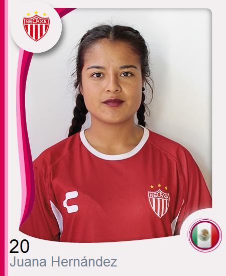 Juana Demy Hernández Guel