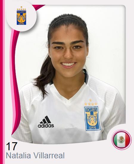 Natalia Villarreal Pardo