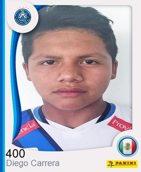 Diego Alberto Carrera Hernández
