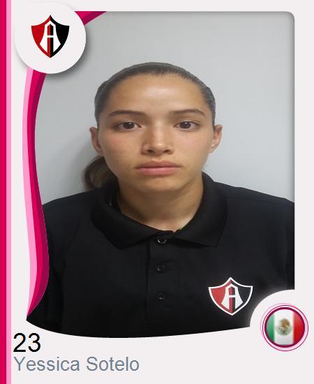 Yessica Paloma Sotelo Vallejo