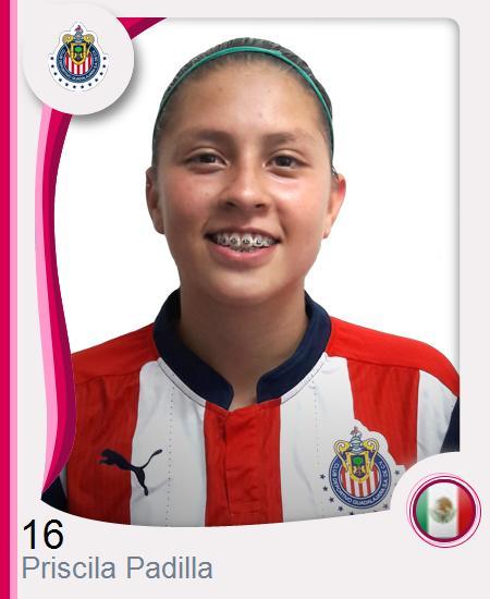 Priscila Guadalupe Padilla Renteria