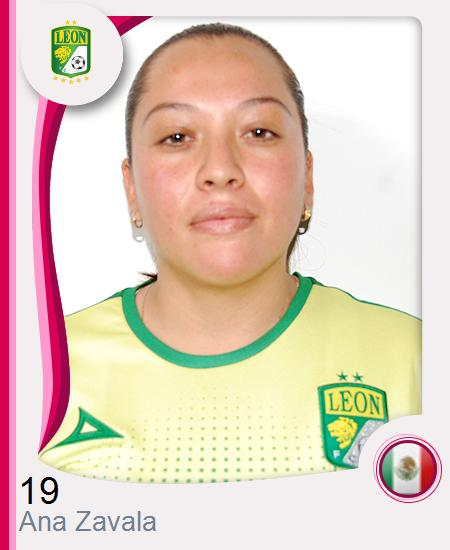 Ana María Zavala Rico