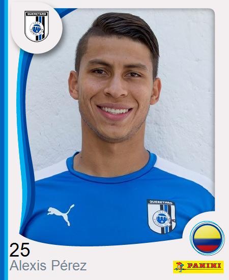 Alexis Rafael Pérez Fontanilla