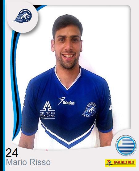 Mario Pablo Risso Cafaro