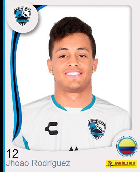 Jhoao Leandro Rodríguez González