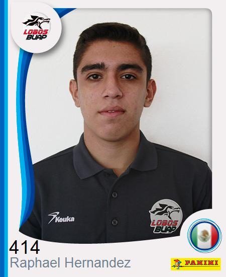 Raphael Hassam Hernandez Borja