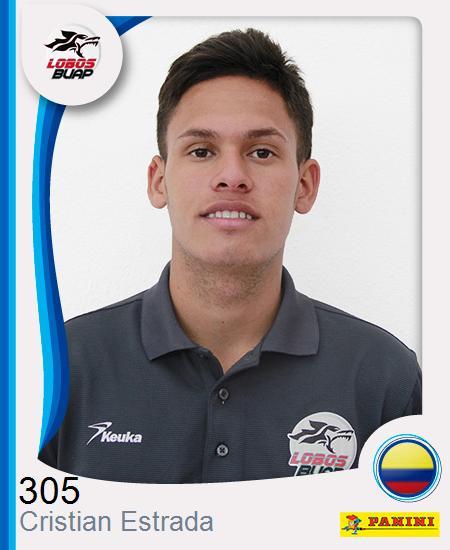 Cristian Alexander Estrada