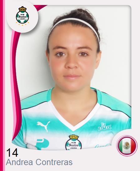 Andrea Contreras Sierra