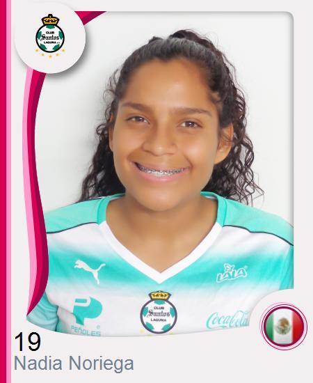Nadia Regina Noriega Montoya