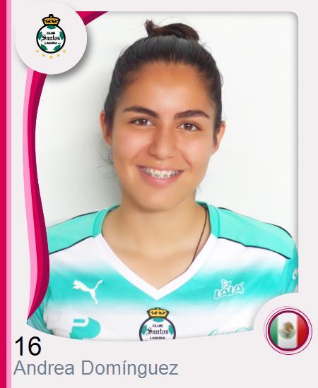 Andrea Sofía Domínguez Baldemar
