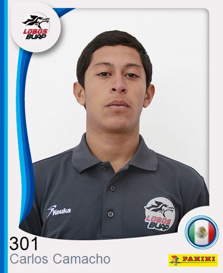 Carlos Javier Camacho Juarez