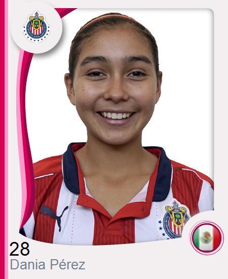 Dania Nicole Pérez Jiménez