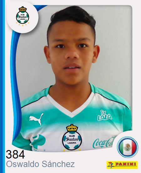 Oswaldo Sánchez Espinoza