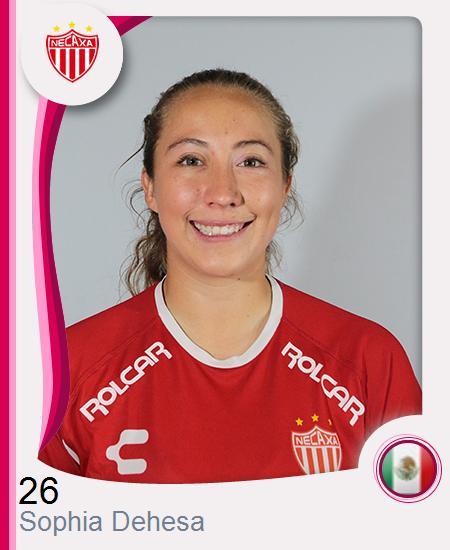 Sophia Dehesa De La Torre