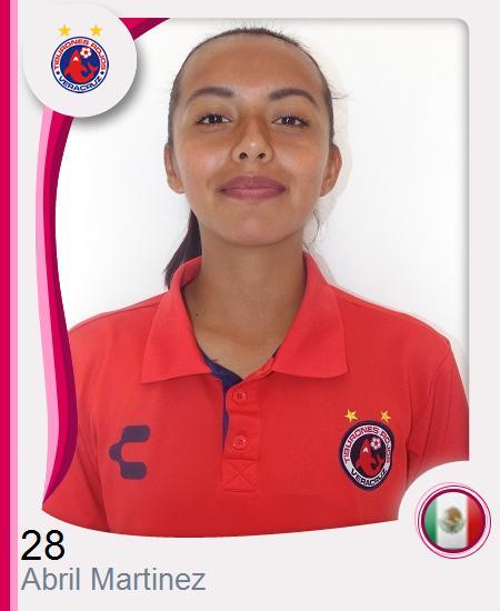 Abril Ariadna Martinez Ruiz