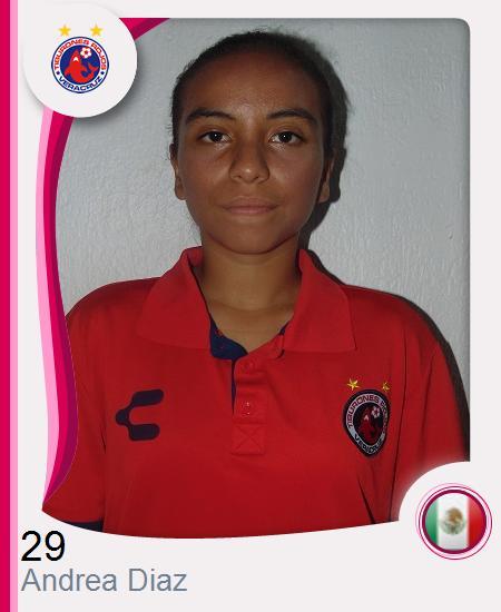 Andrea Isabel Diaz Arroyo