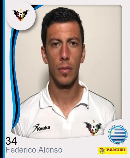 Federico Damian Alonso Del Monte