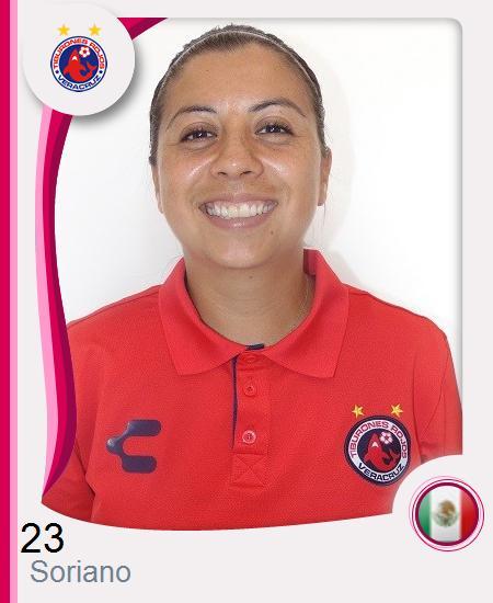 Alejandra Soriano