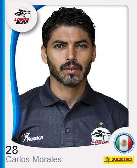 Carlos Adrián Morales Higuera