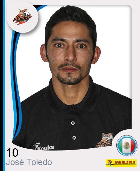 José David Toledo Bosquez