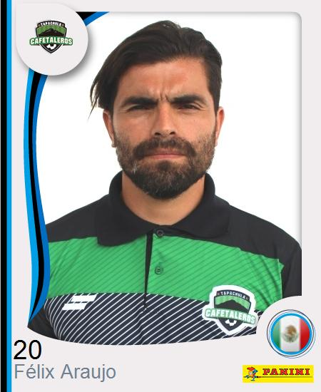 Félix de Jesús Araujo  Razo