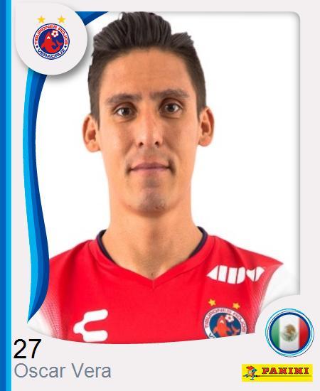 Oscar Salvador Vera Anguiano