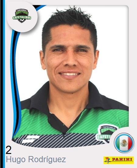 Hugo Emiliano Rodríguez Chávez