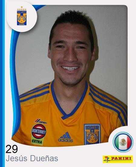 Jesús Alberto Dueñas Manzo