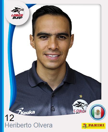 Heriberto Olvera Hernández