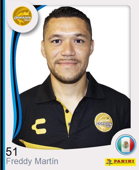 Freddy Jesús Martín Mex