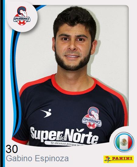 Gabino Antonio  Espinoza  Ruíz