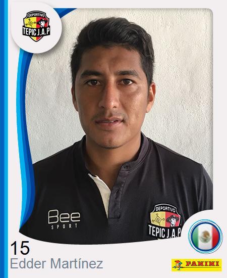 Edder Martínez