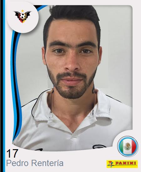 Pedro Antonio Rentería González