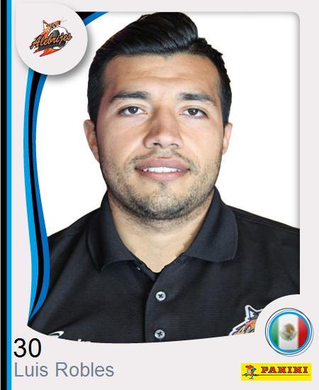 Luis Isaác Robles Mejía