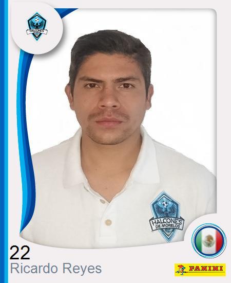 Ricardo Reyes Araujo