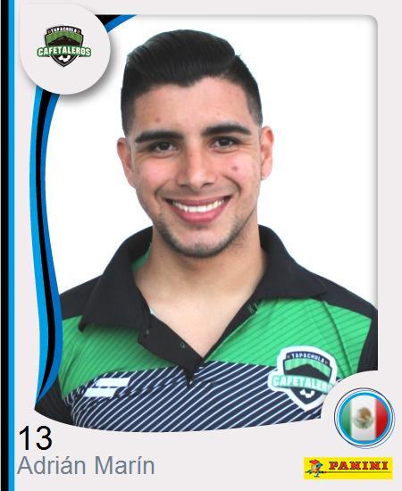 Adrián Marín Lugo