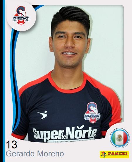 Gerardo Moreno Cruz