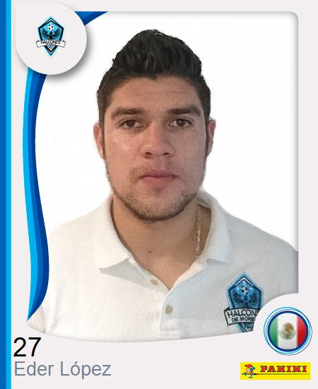 Eder Paul López Carreras