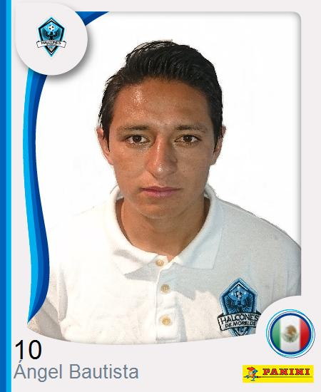 Ángel Román Bautista Aguilar