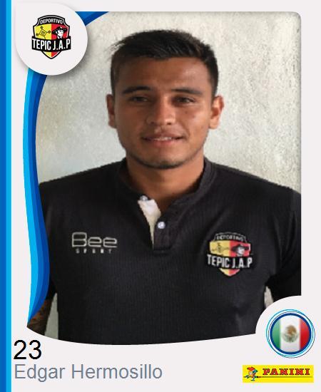 Edgar Hermosillo